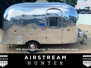 For Sale: SOLD: 1961 Airstream Bambi - Professional Restoration