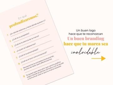 Servicio freelance: Branding simple