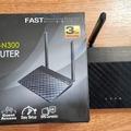 Selling: Wifi router, ASUS RT-N12+ Wireless-N300