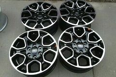 """Selling: 18"""" Ford F150 Factory FX4 Black 2021 OEM Wheel Rims New Take Offs"""