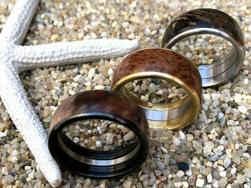 Workshop Angebot (Termine): Edle Ringe drechseln (Zweierkurs)
