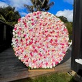 For Rent: Flower Wall