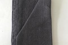 Ilmoitus: Pellavainen harmaa lautasliina 84 kpl