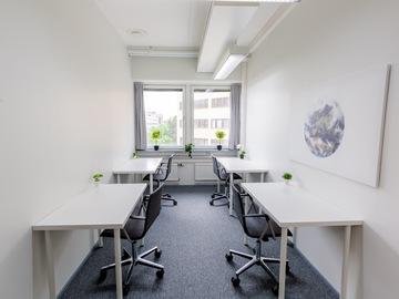 Renting out: Moderneja toimistohuoneita Pasilan Triplan ja aseman vierellä