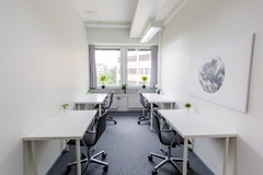Vuokrataan: Moderneja toimistohuoneita Pasilan Triplan ja aseman vierellä