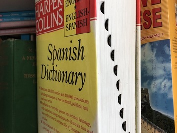 Selling without online payment: Spanish Dictionary