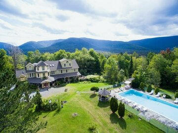 Custom Package: 18 Room Victorian Estate in The Catskills