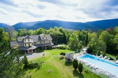 Retreat Package: 18 Room Victorian Estate in The Catskills