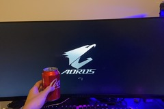 For Sale: Alienware 34'' 3800r Nvidia G-sync Monitor for Sale only $1600