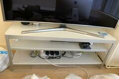 Selling with online payment: IKEA TV bench tempered glass