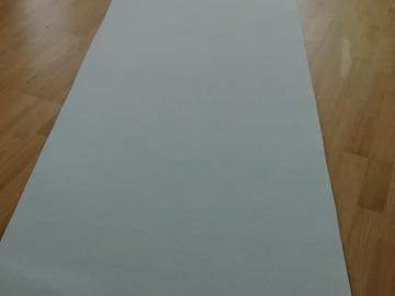 Ilmoitus: Valkoiset käytävämatot