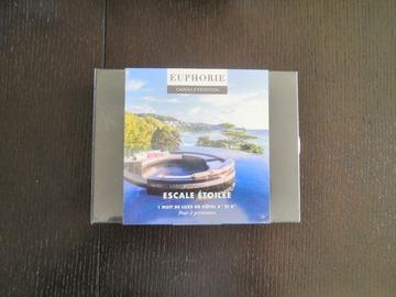 """Vente: Coffret Smartbox """"Escale étoilée"""" (399,90€)"""