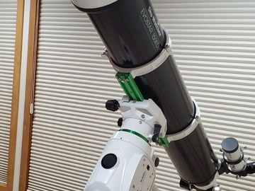For sale (with online payment): Skywatcher Evostar 150 ED