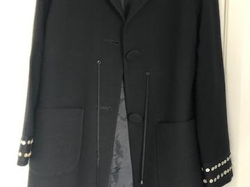 Selling: Art Groupie Vintage 'Pearly Queen' Coat