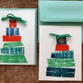 Selling with online payment: Gift Boxes Holiday Cards, Set of 2