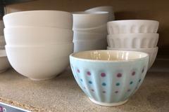 Workshop Angebot (Termine): Keramikmalen für Gruppen