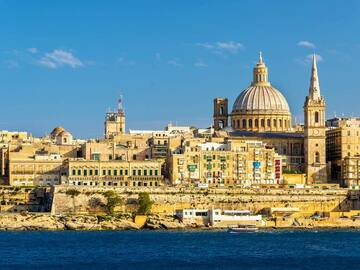 Rooms for rent: Valletta weekly rates with no deposit only €50 with wifi & bills