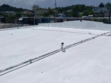 Servicios: Sellador de techo