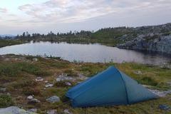 Vuokrataan (viikko): Helsport Ringstind superlight yhden hengen teltta