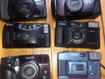 Faire offre: Lot appareil photo a réparé