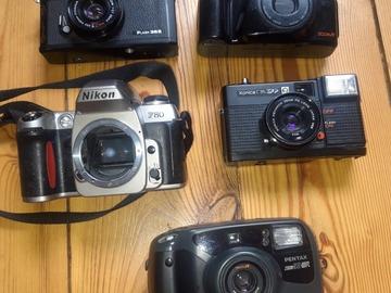 Faire offre: Lot appareil photo