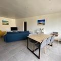Location par semaine: Appartement F4 - Barneville Plage (95m²)