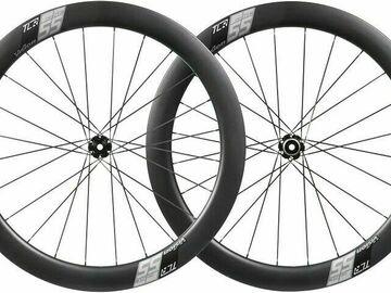Verkaufen: Vision SC55 Disc Carbon Laufradsatz Rennrad TT Neu