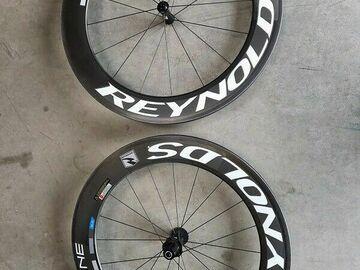 Verkaufen: Reynolds EightyOne 81 SLG Carbon Laufradsatz Road TT Neu