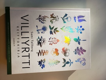 Selling: Sami Tallberg - Villiyrtti (Finnish herb cookbook)