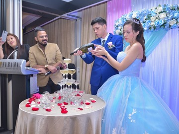 Fixed Price Packages: Actual Day Wedding