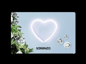 Vente: E-Carte cadeau Sarenza (80€)
