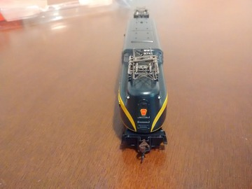 Selling with online payment: HO Bachmann GG1 65303 Electric PRR Brunswick Green Stripe 4935