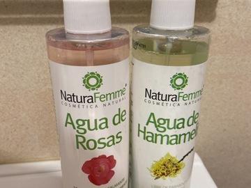 Venta: Agua rosas hamamelis