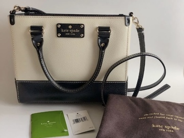 Selling with online payment: Kate Spade Berkeley Lane Small Quinn Shoulder Bag