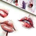 Workshop Angebot (Termine): Porträt zeichnen lernen. Teil 3: Lippen