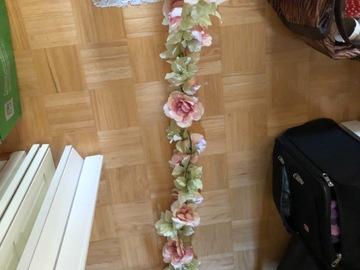 Ilmoitus: Kukkaköynnös 2,2m
