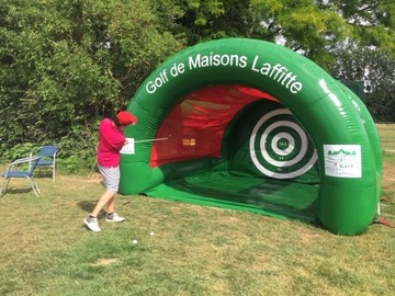 Offre: Cours de golf jeunes