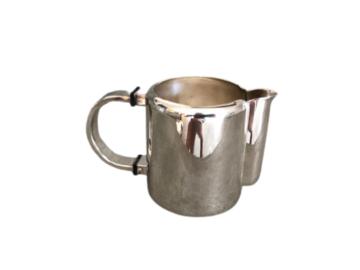 Vente: Pot à lait Christofle (modèle Transat)
