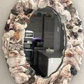 Selling with online payment: Oyster Shell Mirror