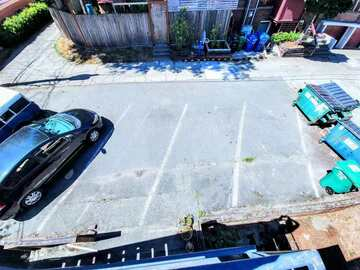 Weekly Rentals (Owner approval required): Seattle WA, Capitol Hill, Park Off Street, Designated Space #1