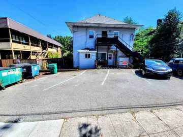Weekly Rentals (Owner approval required): Seattle WA, Capitol Hill, Park Off Street, Designated Space #6