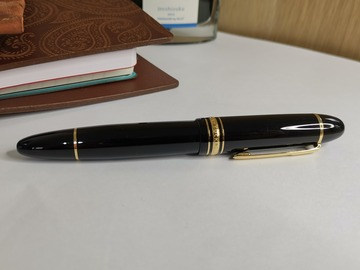 Renting out: Montblanc Meisterstück Gold-Coated 149 Fountain Pen (M)