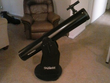 """For Sale: 6"""" Dobsonian"""