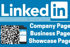 Post Package: I will create linkedin business page