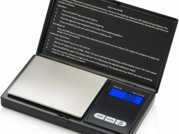 Post Now: ECO Farm Pocket Scale