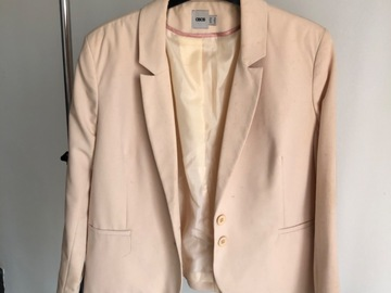 Selling with online payment: ASOS Blazer