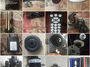 """For Sale: AVX mount, 8"""" newtownian telescope and lot more!"""