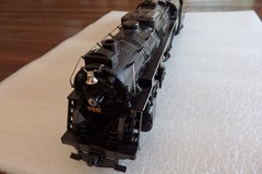 Selling with online payment: LIONEL O SCALE 2-8-4 NICKLE PLATE BERKSHIRE #756 Tender