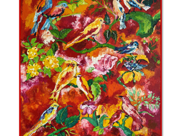 Sell Artworks: Conference of Birds