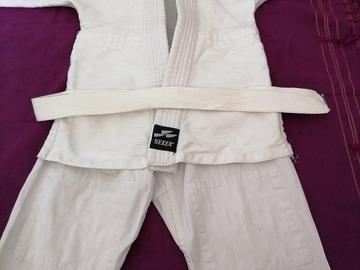 Vente: Kimono judo Maisons Laffitte